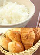 朝食はごはん派? パン派?