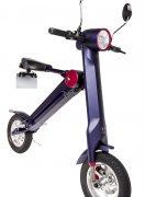 電動・軽量・折り畳みOK。イメージ広がる夢の原付バイク。