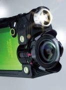 フィールドログにフォーカスしたタフなアクションカメラに注目!