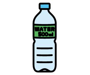 水500ml