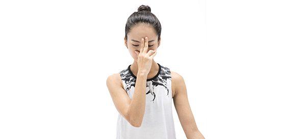 片鼻呼吸1