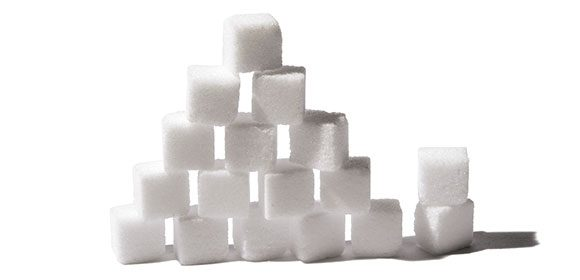 シェイクの糖質