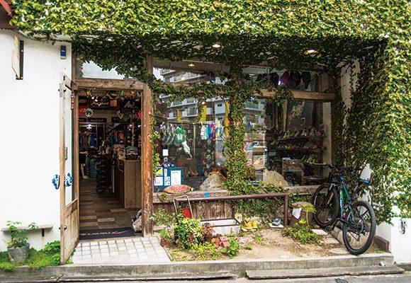 RUN-WALK Style大阪城公園店外観