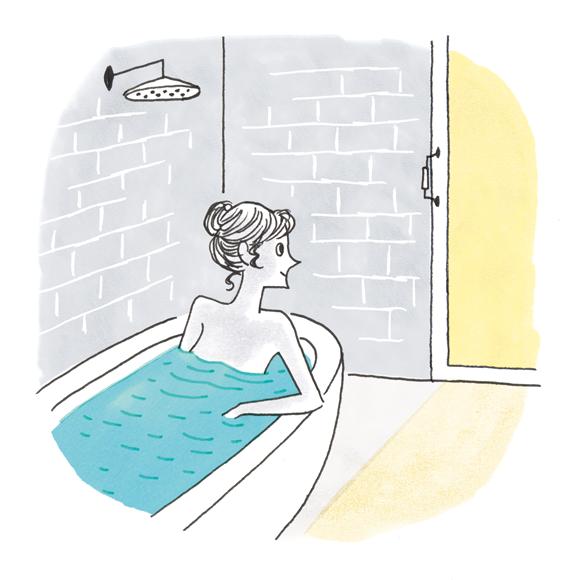 ゆる入浴のヒント2