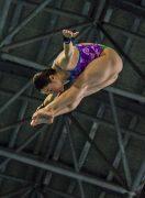 板橋美波(飛び込み選手)インタビュー「納得できる演技ができれば、それだけで満足なんです」
