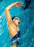 大橋悠依(競泳選手)インタビュー「もっともっと速くなって、オリンピックで金を獲りたい」