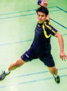 東江雄斗(ハンドボール選手)インタビュー「海外のリーグでプレイする、これがメダルへの一番の近道」