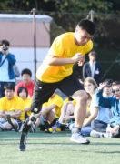 2020年東京パラリンピックのホープ けっぱれ!! 吉田くん