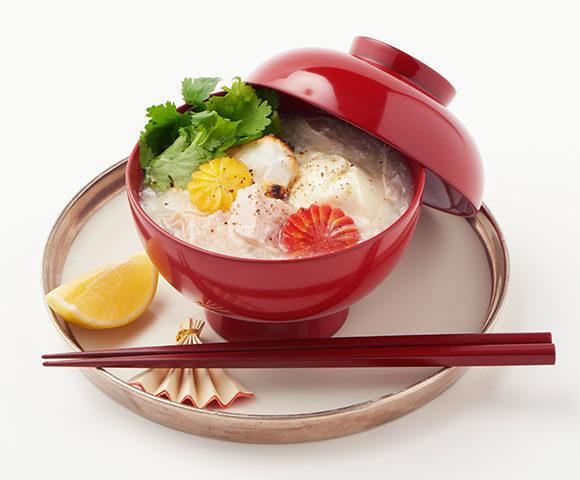 「筋トレ」雑煮