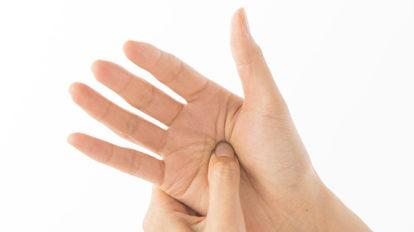 カラダや頭の「だるおも」解消! 自律神経や血行を整える手足のツボ。