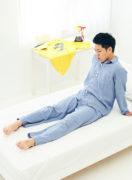 足首の可動域をとことん広げる。