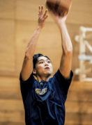 落合知也(プロバスケットボーラー)インタビュー「3×3は小さい選手でも勝てる。 目標はメダルを獲ることです」