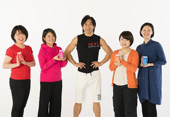 門上奈央さん、黒澤祐美さん、坂詰真二さん、西山春希さん、大嶋千尋さん
