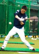 秋山翔吾(プロ野球選手)インタビュー「フルイニングに出場して、 ケガをせず結果を残したい。」