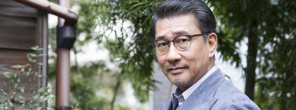 中井貴一(俳優)インタビュー 「ハンサムな男たちは生き様がさりげない。」