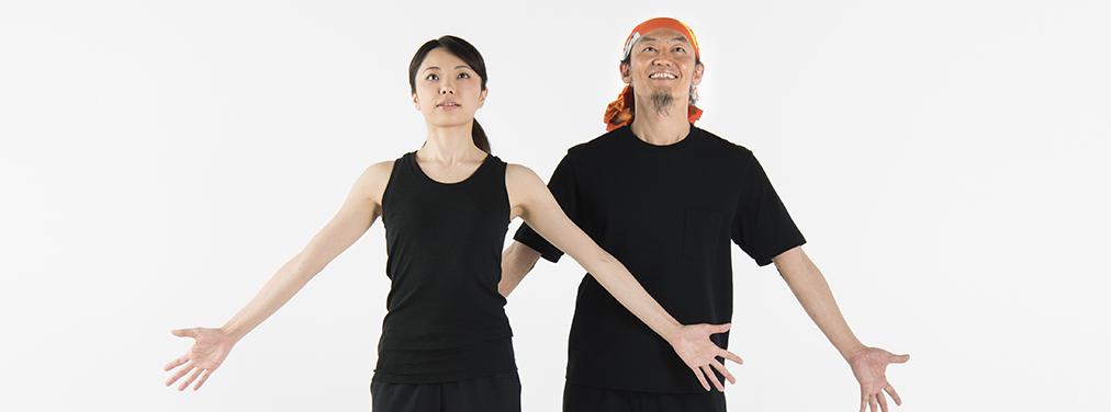 カラダも気持ちもほぐれる新感覚の「近藤流」体操。