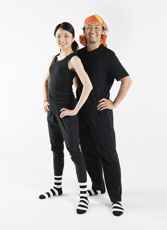 近藤良平さん入手杏奈さん
