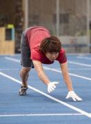 なぜ、その競技を!? 四足走行最速の男インタビュー。