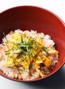 抗酸化&血圧コントロール作用あり! 焼き鮭ちらし寿司