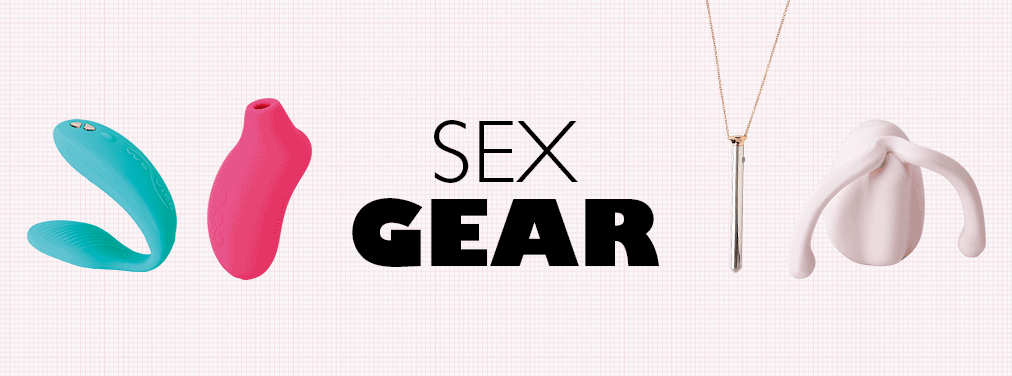 【HANDSOME SEXGEAR図鑑】セックスをもっと楽しんで、より深い快感へ!