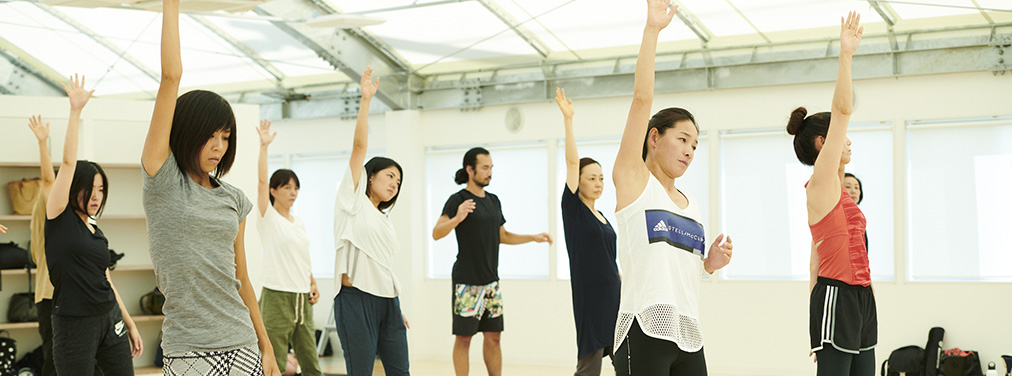 伊達公子がプロデュース! 心とカラダを整えるプログラム。話題のヨガニードラを体験してきました。