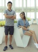 香川真司(プロサッカー選手)×AYA(クロスフィットトレーナー) 私たちが教えます、太らないカラダの作り方。
